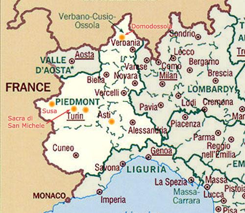 Le Piémont