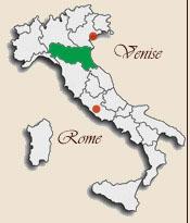 bologne-carte-italie - Photo