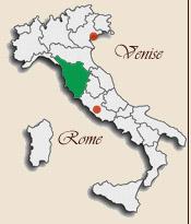 Séjour en Toscane