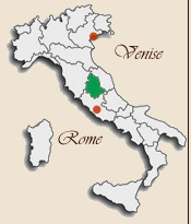 Carte Italie Assise.Assise