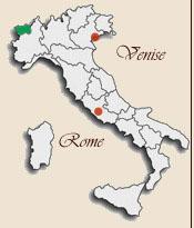 Carte Val Daoste Italie.Val D Aoste