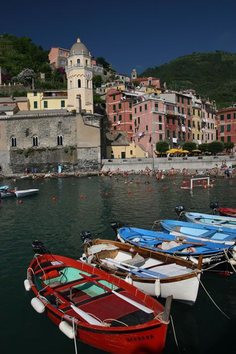 liguria - vernazza