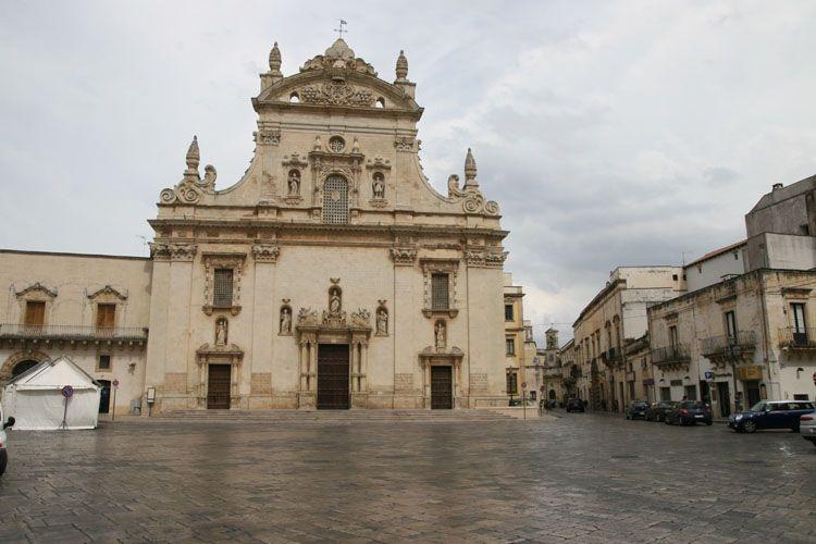 Galatina Italy  city photos gallery : Ville byzantine au moyen âge, Galatina fut très marquée par la ...