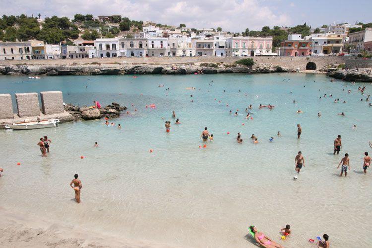 Costa del Salento : S Maria al Bagno - Porto Cesareo