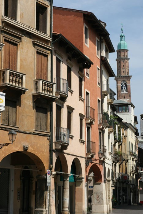 Monuments de Vicence et photos