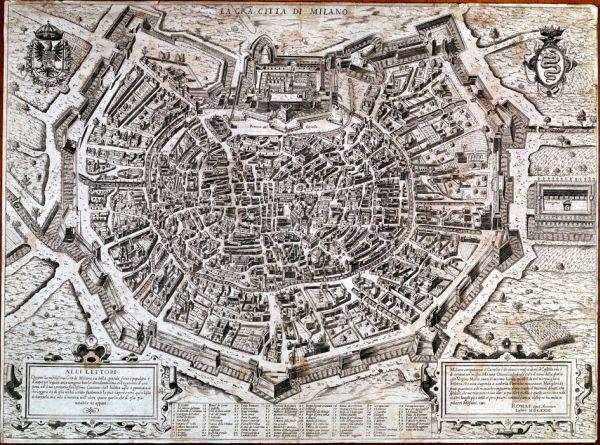 Plans de Milan