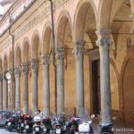 arcades via zamboni, san giacomo, bologne