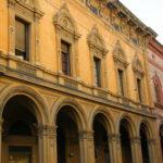 arcade bologna via Galliera