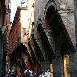 vie medievali di bologna