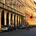 via Galliera arcade bologna